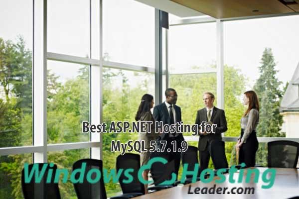 Best ASP.NET Hosting for MySQL 5.7.1.9