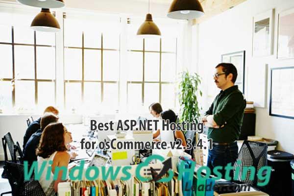 Best ASP.NET Hosting for osCommerce v2.3.4.1