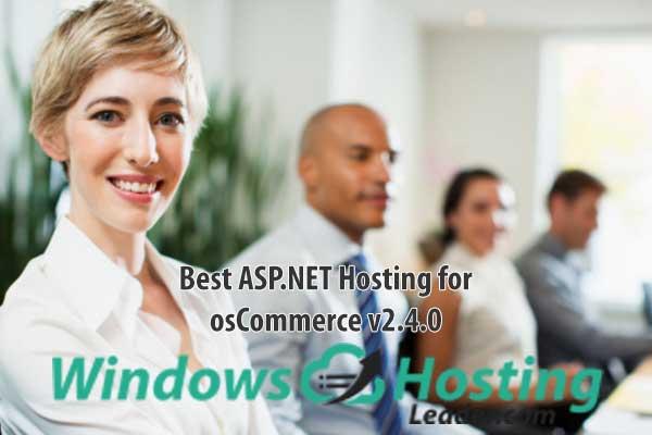 Best ASP.NET Hosting for osCommerce v2.4.0