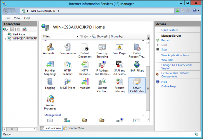 Best Windows Hosting for IIS 8.5 Features