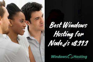 Best Windows Hosting for Node.js v8.11.1