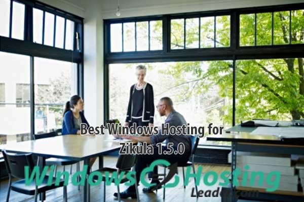 Best Windows Hosting for Zikula 1.5.0