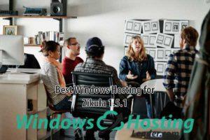 Best Windows Hosting for Zikula 1.5.1