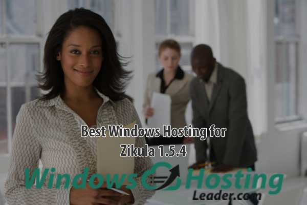 Best Windows Hosting for Zikula 1.5.4