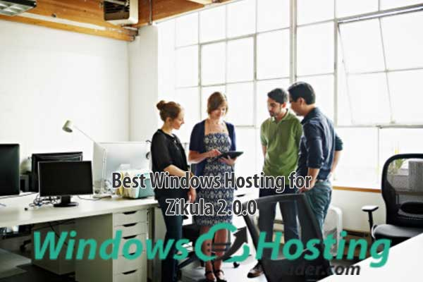 Best Windows Hosting for Zikula 2.0.0