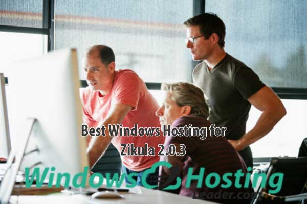 Best Windows Hosting for Zikula 2.0.3