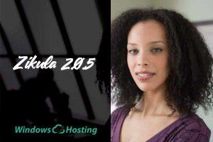 Best Windows Hosting for Zikula 2.0.5