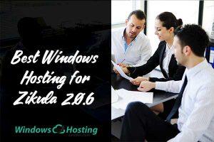 Best Windows Hosting for Zikula 2.0.6