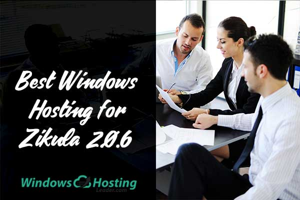 Best Windows Hosting for Zikula 2.0.6