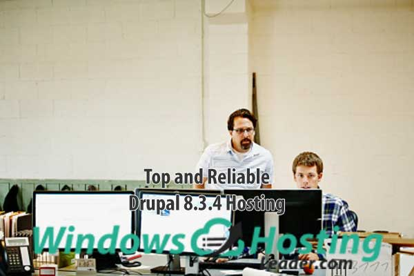 Top and Reliable Drupal 8.3.4 Hosting