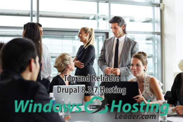 Top and Reliable Drupal 8.3.7 Hosting