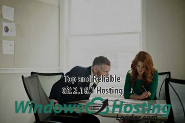 Top and Reliable Git 2.16.1 Hosting