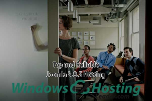 Top and Reliable Joomla 3.8.5 Hosting