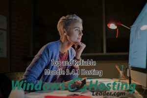 Top and Reliable Moodle 3.4.1 Hosting
