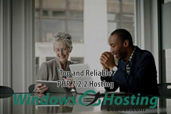 Top and Reliable PHP 7.2.2 Hosting