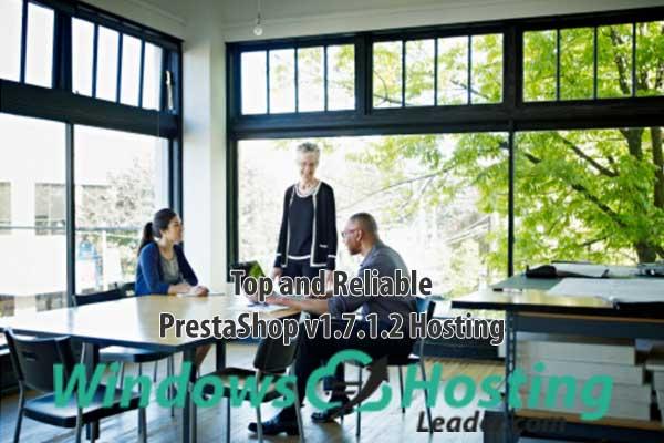 Top and Reliable PrestaShop v1.7.1.2 Hosting