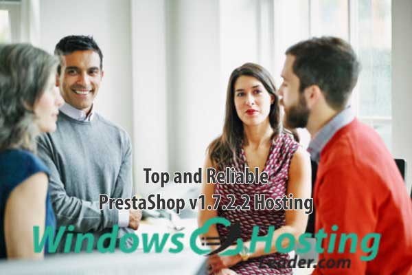 Top and Reliable PrestaShop v1.7.2.2 Hosting