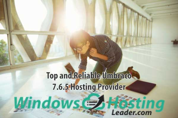 Top and Reliable Umbraco 7.6.5 Hosting Provider