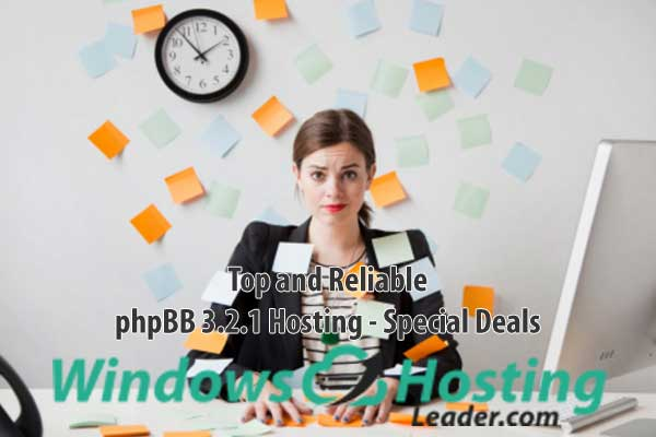 Top and Reliable phpBB 3.2.1 Hosting - Special Deals