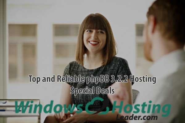 Top and Reliable phpBB 3.2.2 Hosting - Special Deals