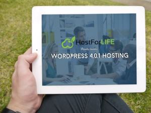 WordPress 401 Hosting - HostForLIFE