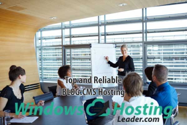 Top and Reliable BLOG:CMS Hosting