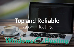 Top and Reliable Kajona Hosting