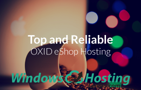 Top and Reliable OXID eShop Hosting