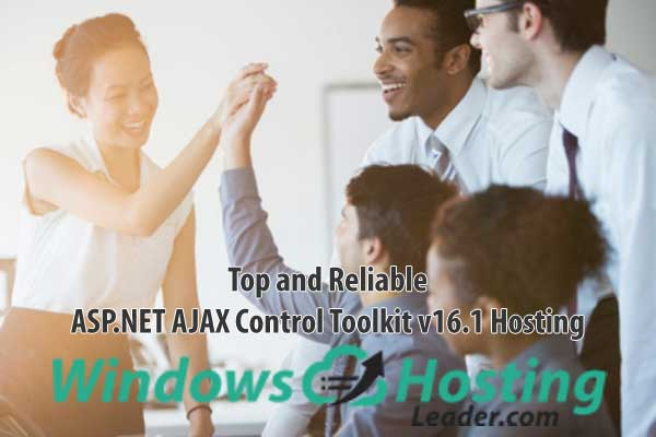 Top and Reliable ASP.NET AJAX Control Toolkit v16.1 Hosting