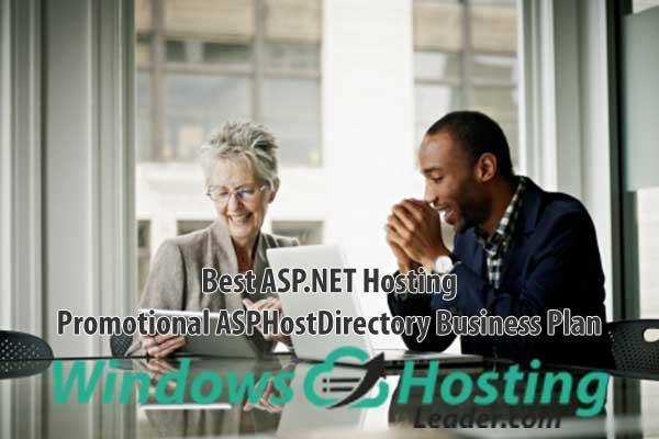Best ASP.NET Hosting - Promotional ASPHostDirectory Developer Plan