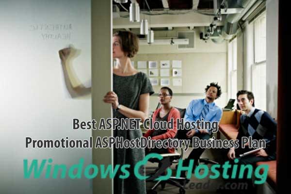 Best ASP.NET Cloud Hosting - Promotional ASPHostDirectory Business