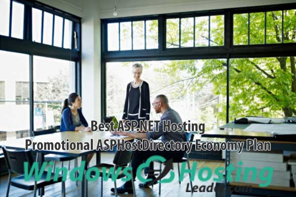 Best ASP.NET Hosting - Promotional ASPHostDirectory Economy Plan