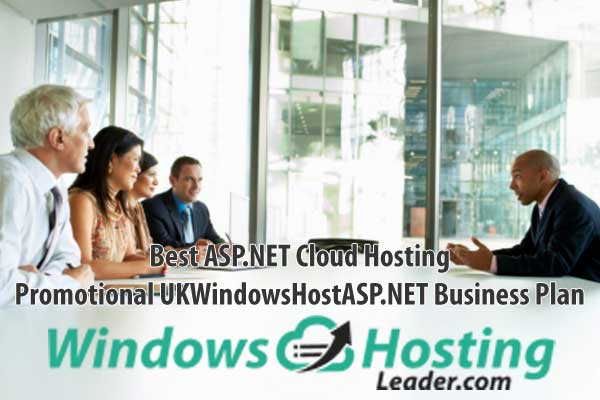 Best ASP.NET Cloud Hosting - Promotional UKWindowsHostASP.NET Business Plan
