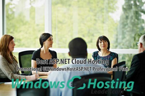 Best ASP.NET Cloud Hosting - Promotional UKWindowsHostASP.NET Professional Plan