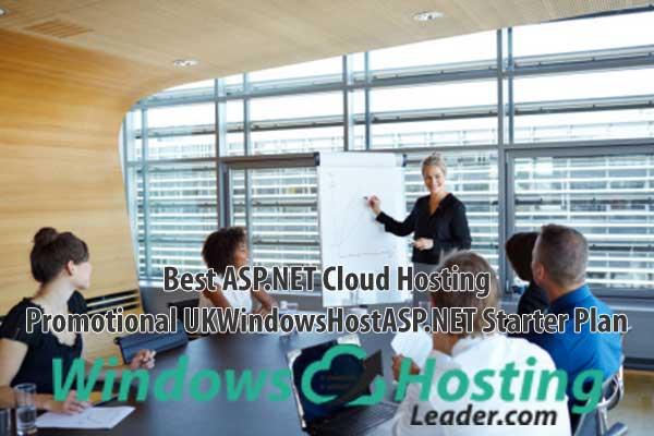 Best ASP.NET Cloud Hosting - Promotional UKWindowsHostASP.NET Starter Plan