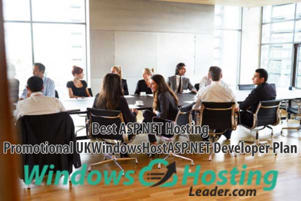 Best ASP.NET Hosting - Promotional UKWindowsHostASP.NET Developer Plan