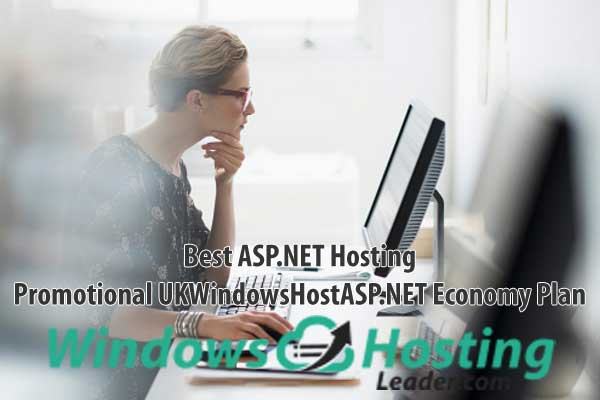 Best ASP.NET Hosting - Promotional UKWindowsHostASP.NET Economy Plan