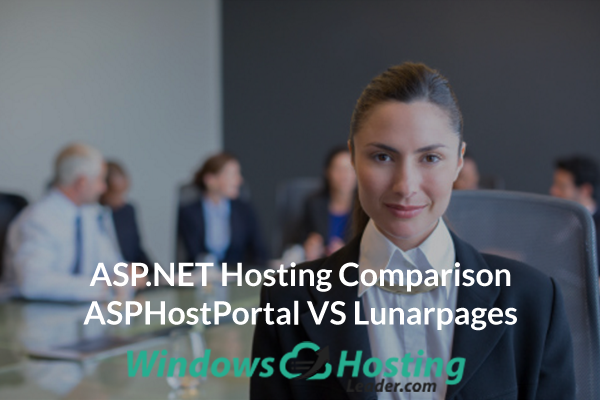 ASP.NET Hosting Comparison - ASPHostPortal VS Lunarpages