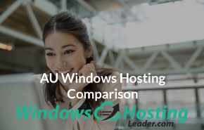 Australia Windows Hosting Comparison - DiscountService.com.au VS Web24.com.au