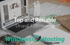 Top and Reliable Drupal 7.39 Hosting
