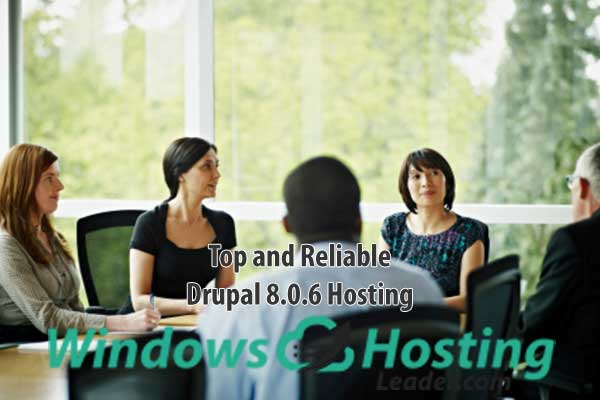 Top and Reliable Drupal 8.0.6 Hosting