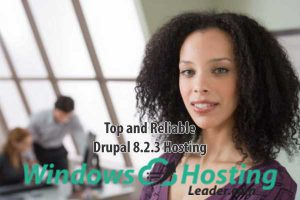 Top and Reliable Drupal 8.2.3 Hosting