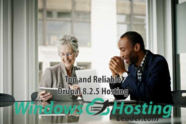 Top and Reliable Drupal 8.2.5 Hosting