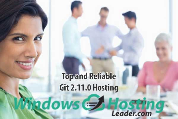 Top and Reliable Git 2.11.0 Hosting