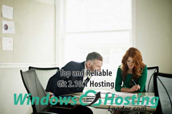 Top and Reliable Git 2.10.1 Hosting