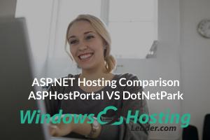 ASP.NET Hosting Comparison - ASPHostPortal VS DotNetPark