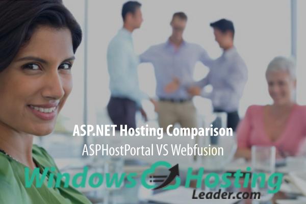 ASP.NET Hosting Comparison - ASPHostPortal VS Webfusion