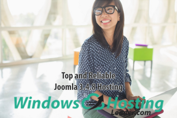 Top and Reliable Joomla 3.4.8 Hosting