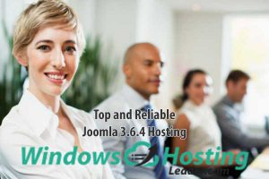 Top and Reliable Joomla 3.6.4 Hosting