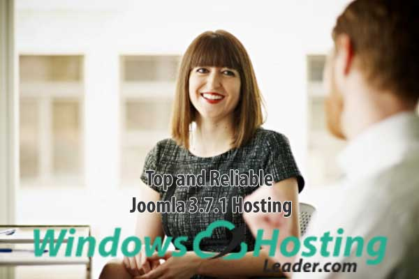 Top and Reliable Joomla 3.7.1 Hosting